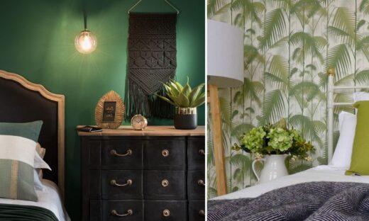 Chambre Verte Deco