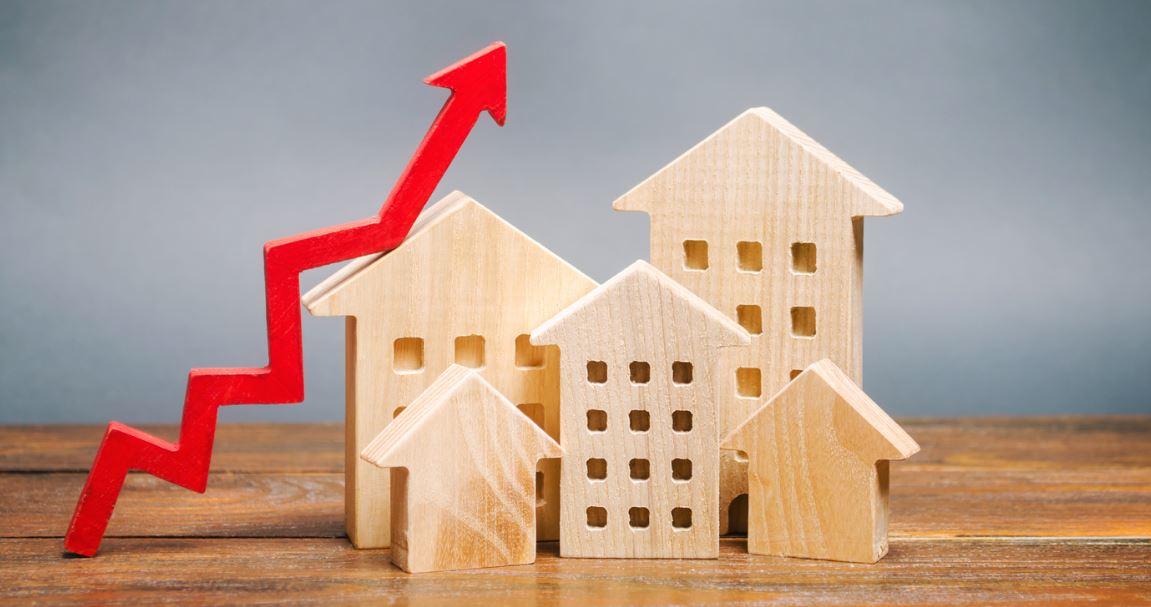 Hausse Prix Et Transactions Immobilieres