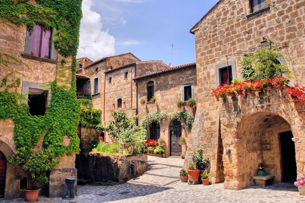 Maisons Village Italien