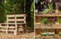 Meuble Jardin Palette Diy