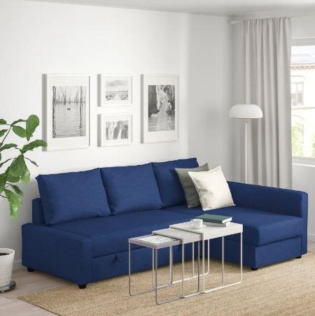 Salon épuré En Blanc Et Bleu Marine