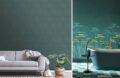 Vert Bouteille En Deco