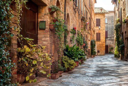 Village En Italie
