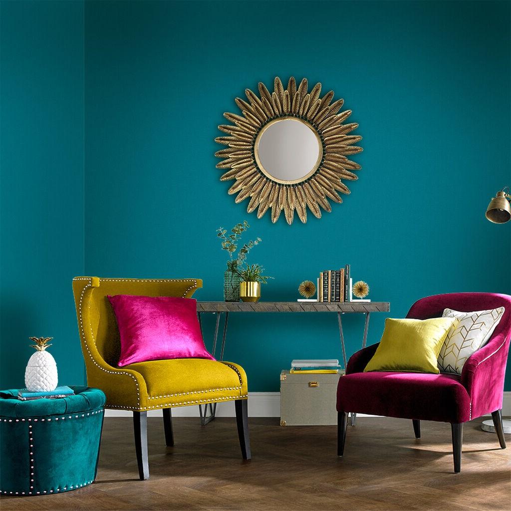 Salon bleu canard : 17 inspirations pour votre déco intérieure