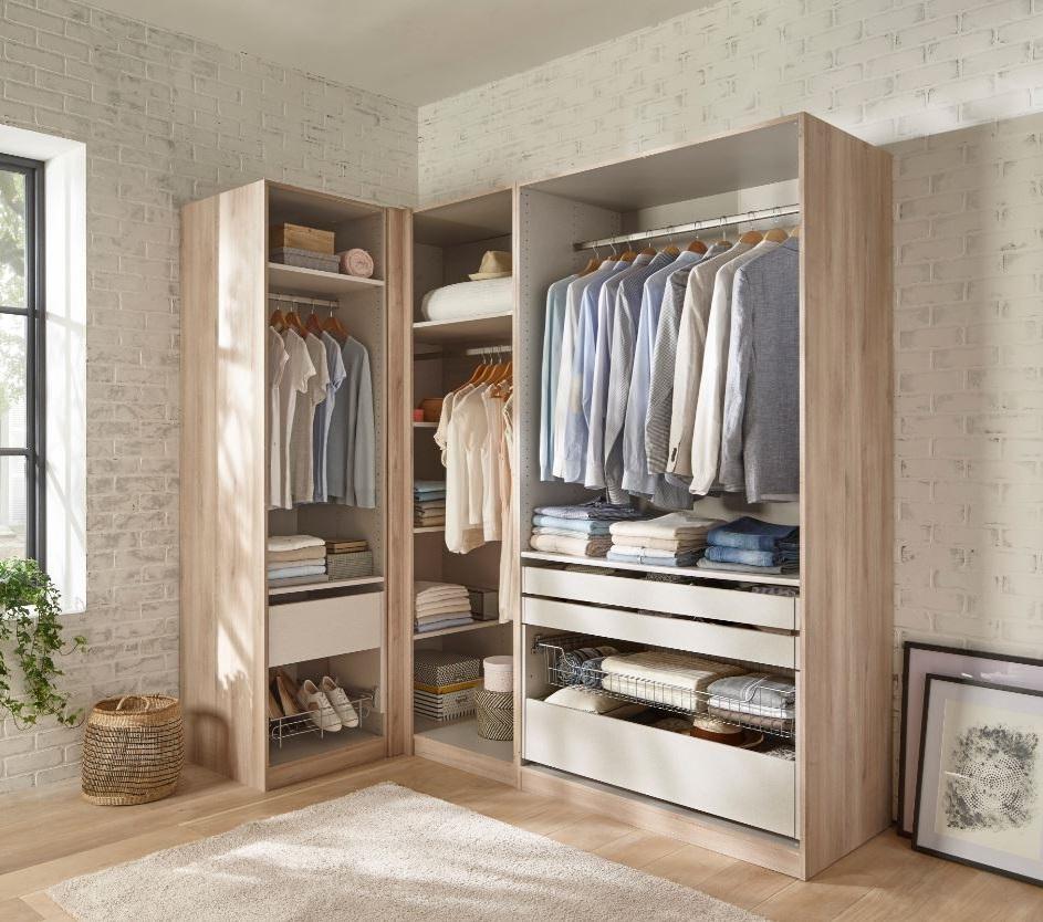 Dressing Conforama : 15 modèles pour aménager votre chambre