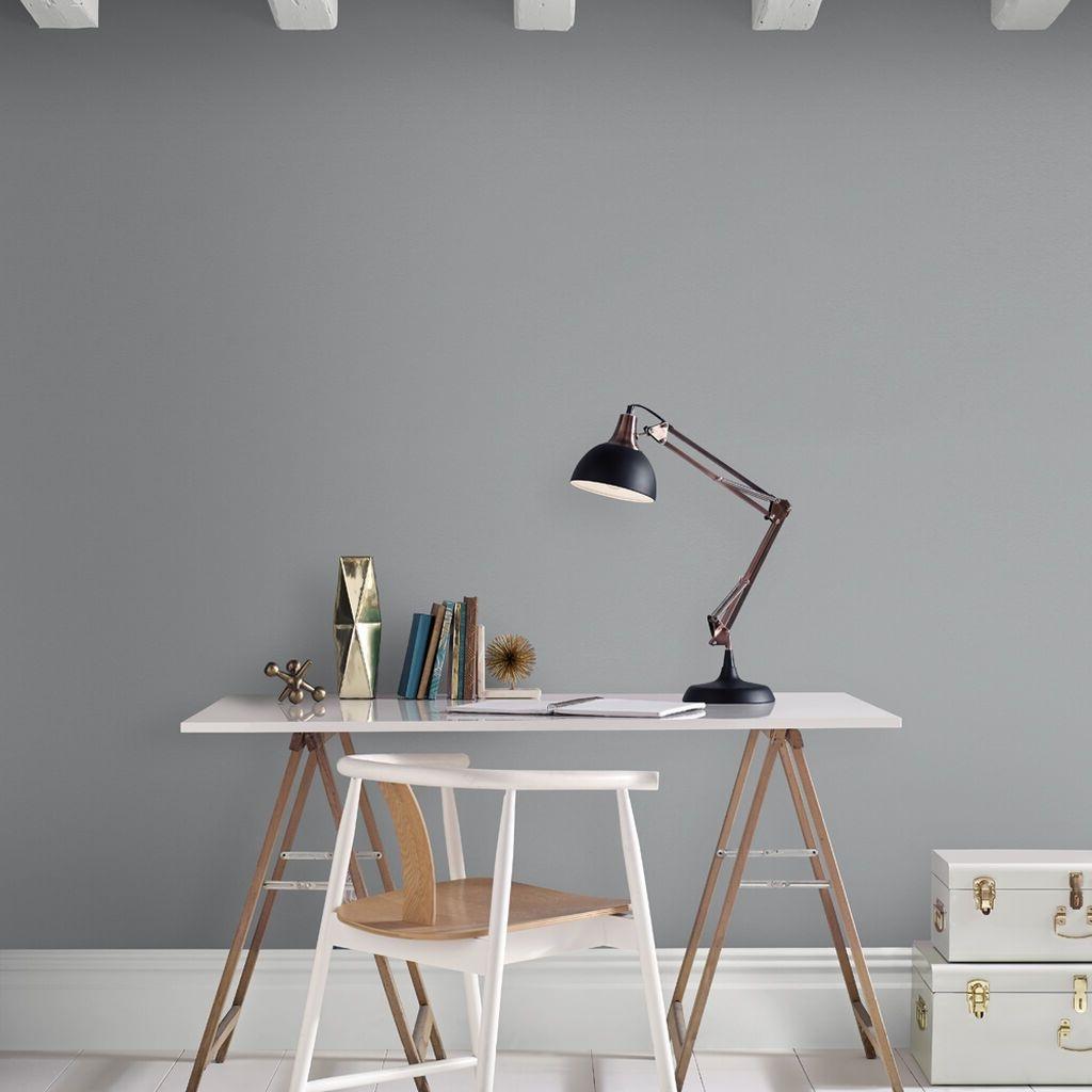 Gris Medium, Blanc Et Bois Esprit Factory