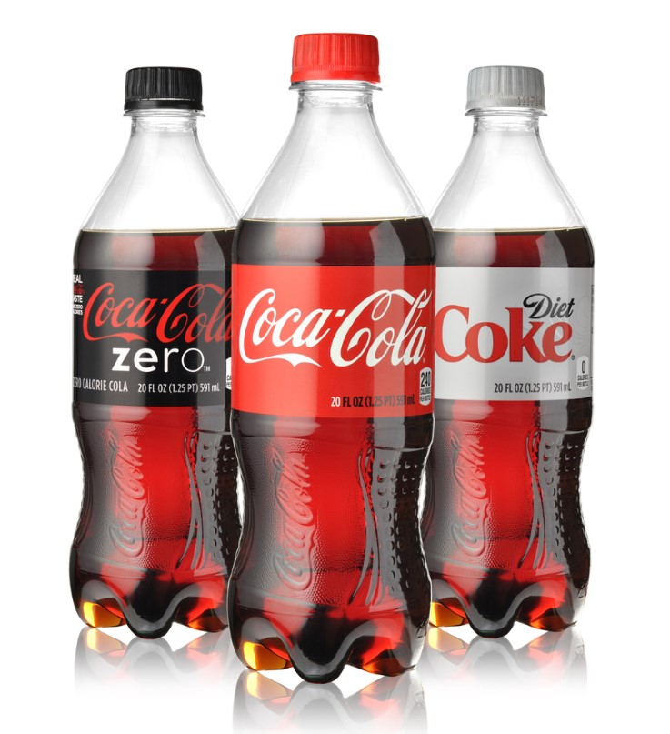 Les Différents Coca Cola
