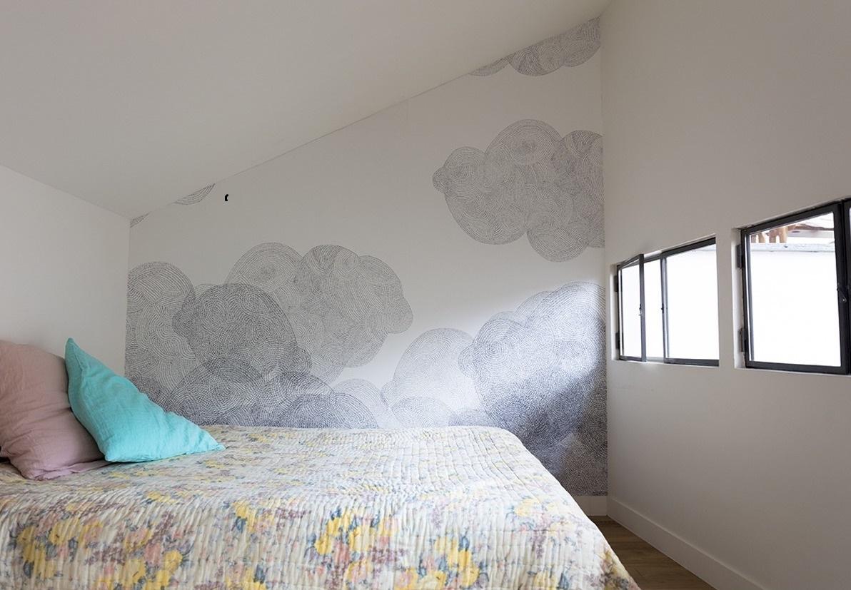 Papier Peint Panoramique Mur Lateral
