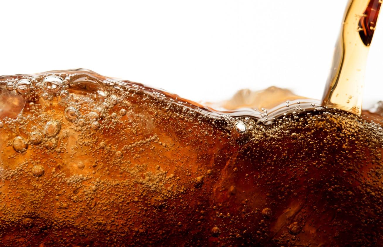 Verser Le Coca Cola