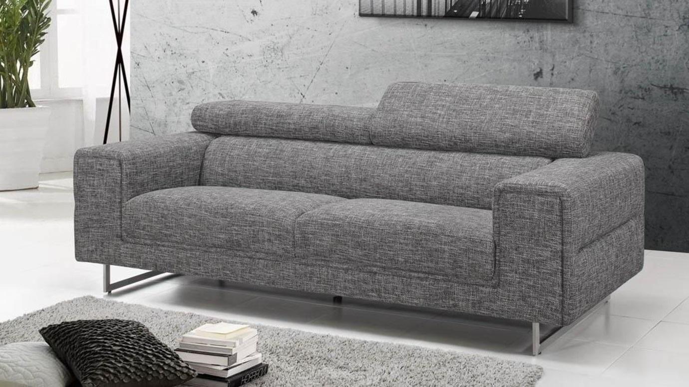 Canape Design Gris Chine