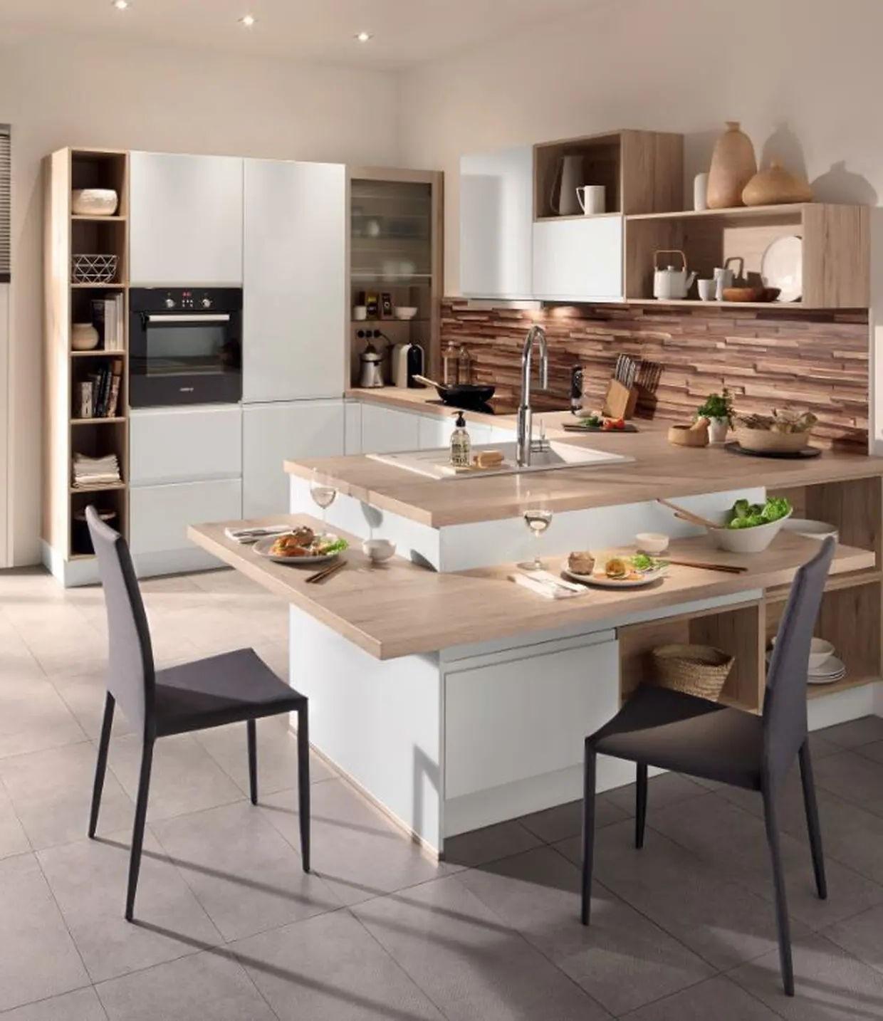 Cuisine Conforama : sélection de 7 modèles design et tendance