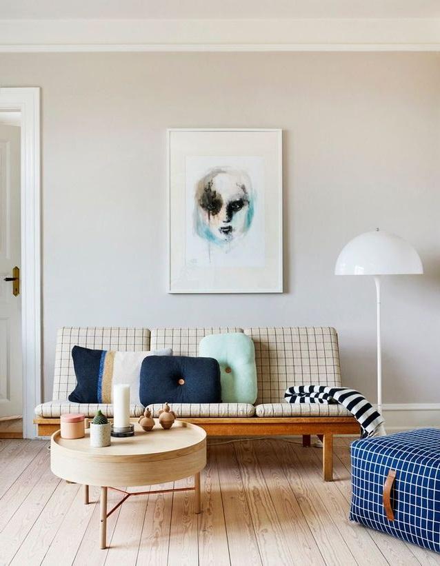 Petit Salon Moderne Minimaliste