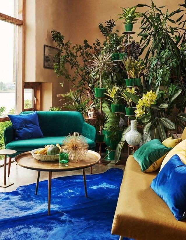 Petit Salon Moderne Avec 2 Canapes