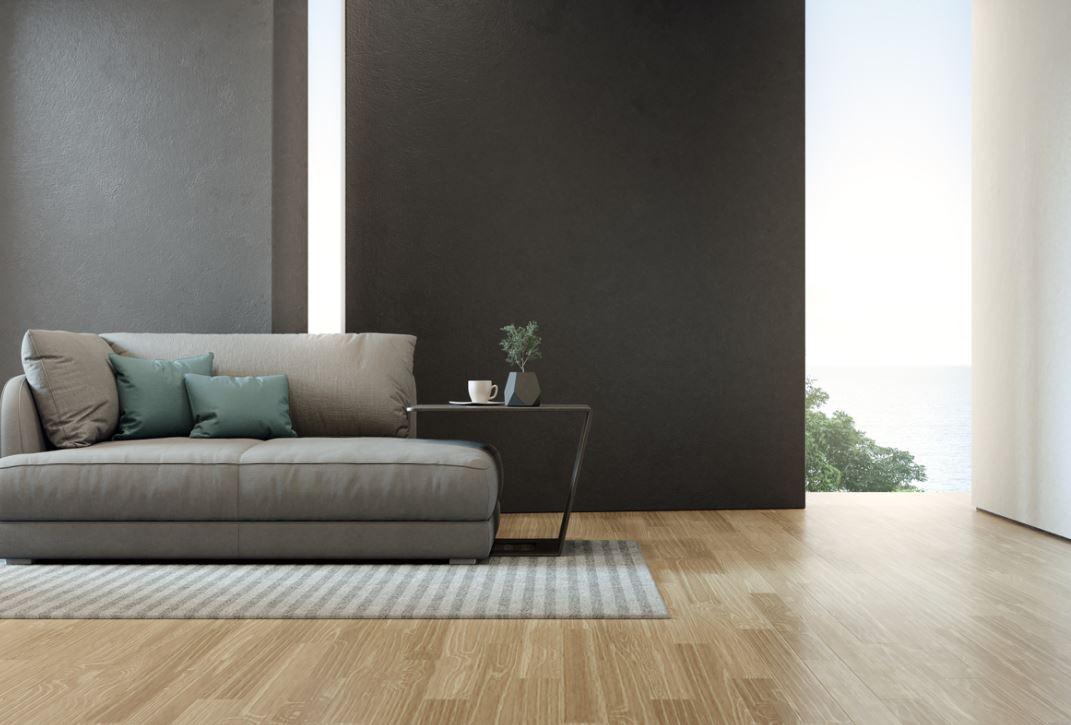 Canapé Moderne Gris Pour Un Salon Contemporain