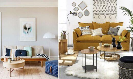 Déco Petit Salon Moderne