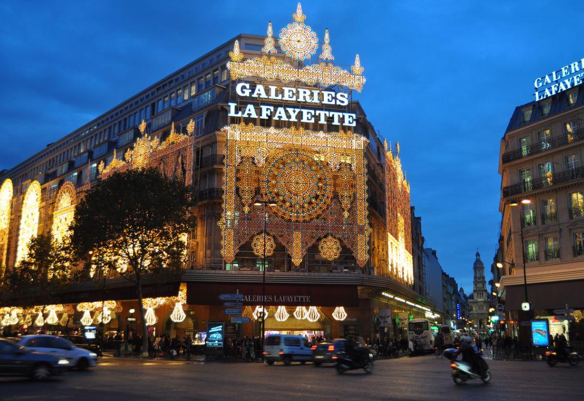 Paris Design Galeries Lafayette