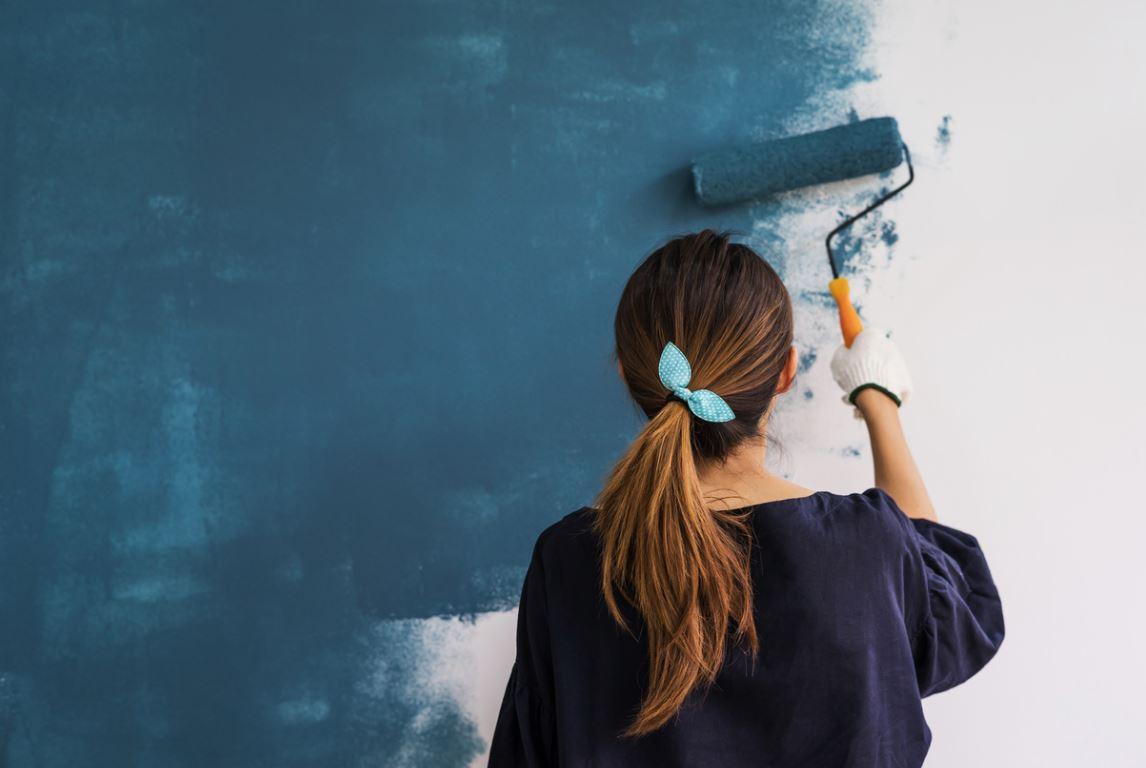 Peinture Maison Sans Traces