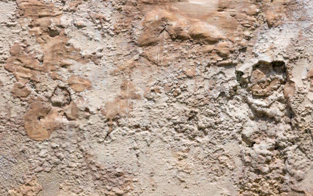 Salpetre Murs Extérieur