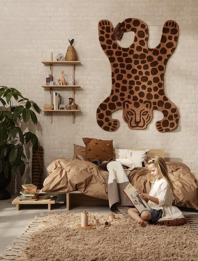 Chambre Enfant Chocolat Et Camel