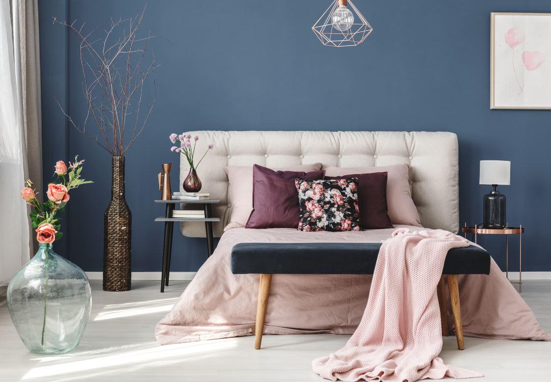 Chambre Romantique Ambiance Florale Et Cocooning