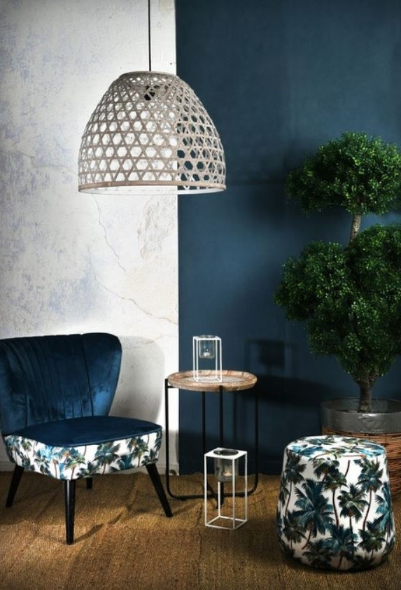 Deco Jungle Couleur Decalee