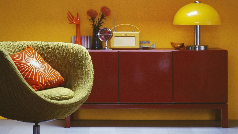 Orange Pour Une Atmosphere Chaude