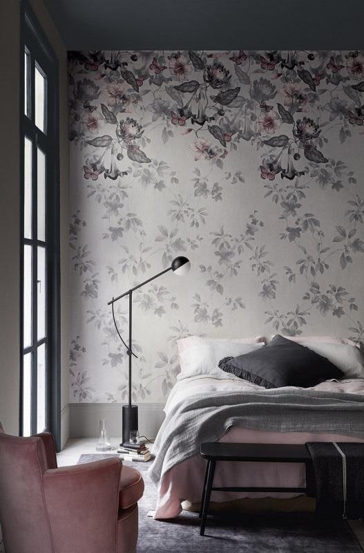 Chambre Romantique Palette Sombre