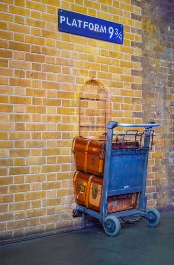 Inspiration Chambre Harry Potter Valises