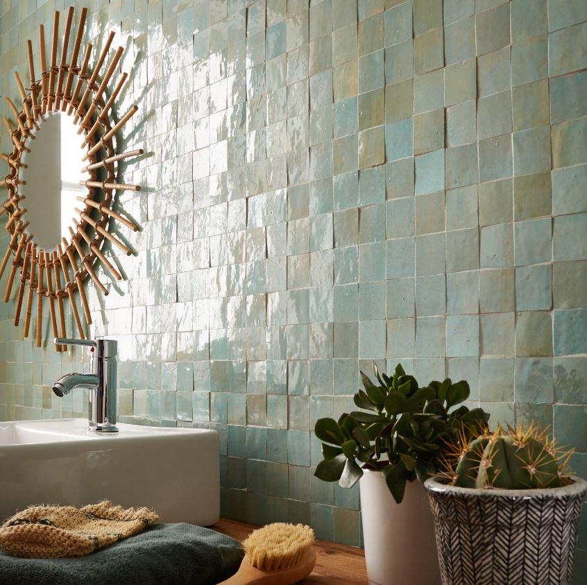 Mosaique Zellige Salle De Bain