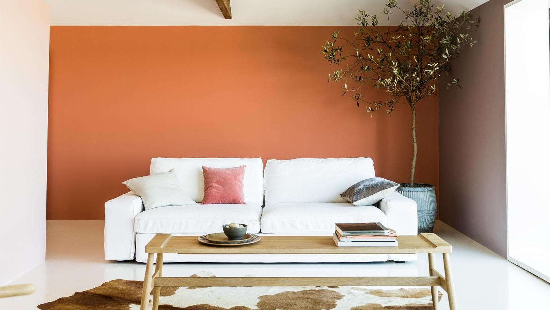 Orange Pour Une Ambiance Apaisante