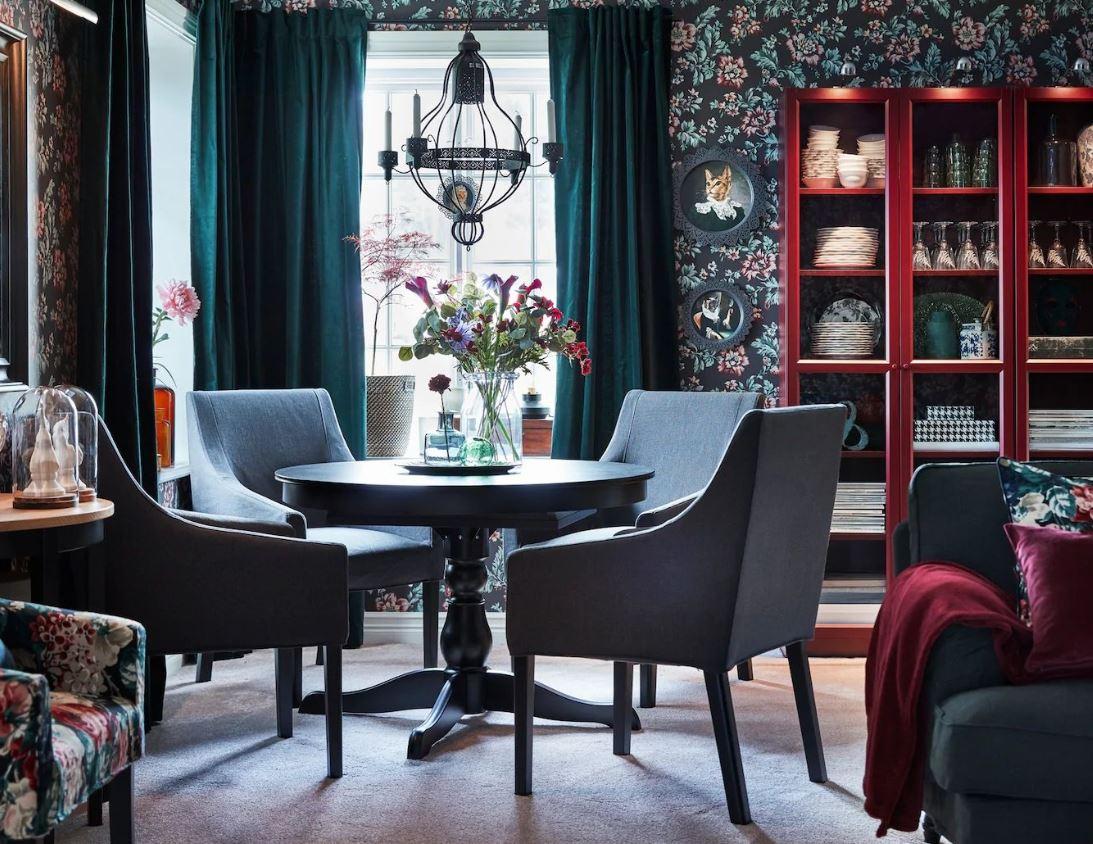 table Ronde Et Fauteuils Cosy