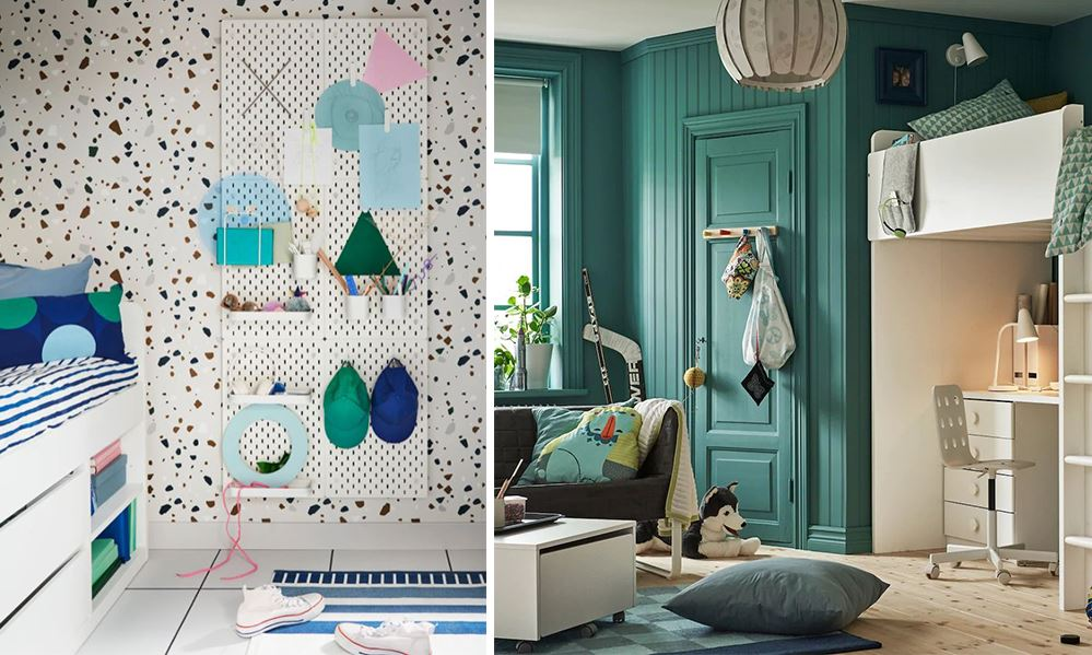 Chambre ado fille Ikea : 12 modèles pour vous inspirer