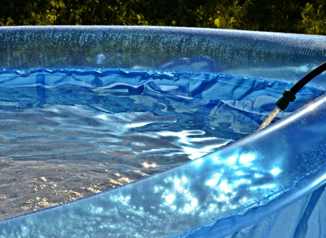 Chauffer Piscine Gonflable