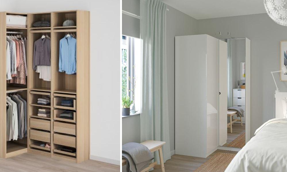 Dressing D Angle Ikea 8 Modeles Pour Amenager Votre Chambre