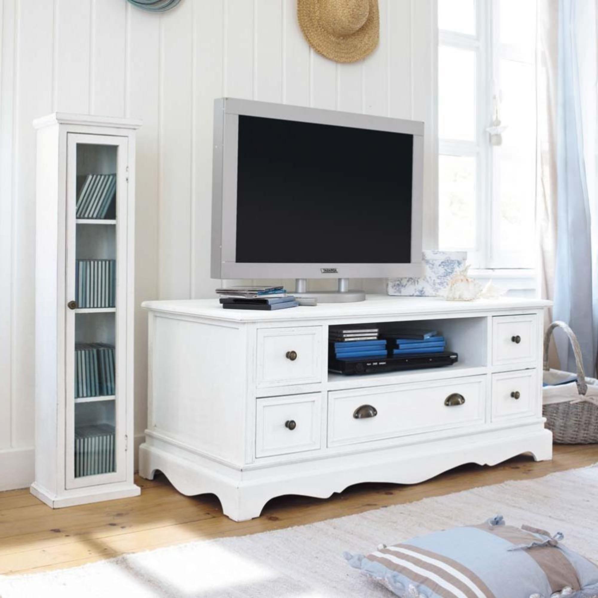 Meuble De Tv Blanc à Moins De 300 Euros