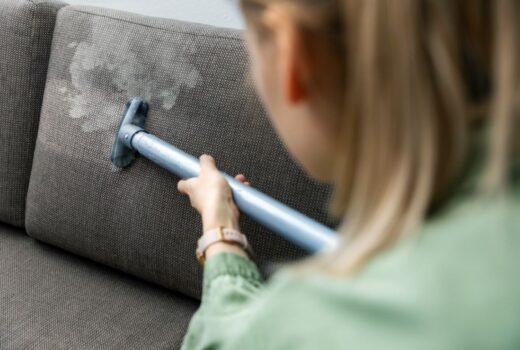 Nettoyer Canapé Tissu Nettoyeur Vapeur