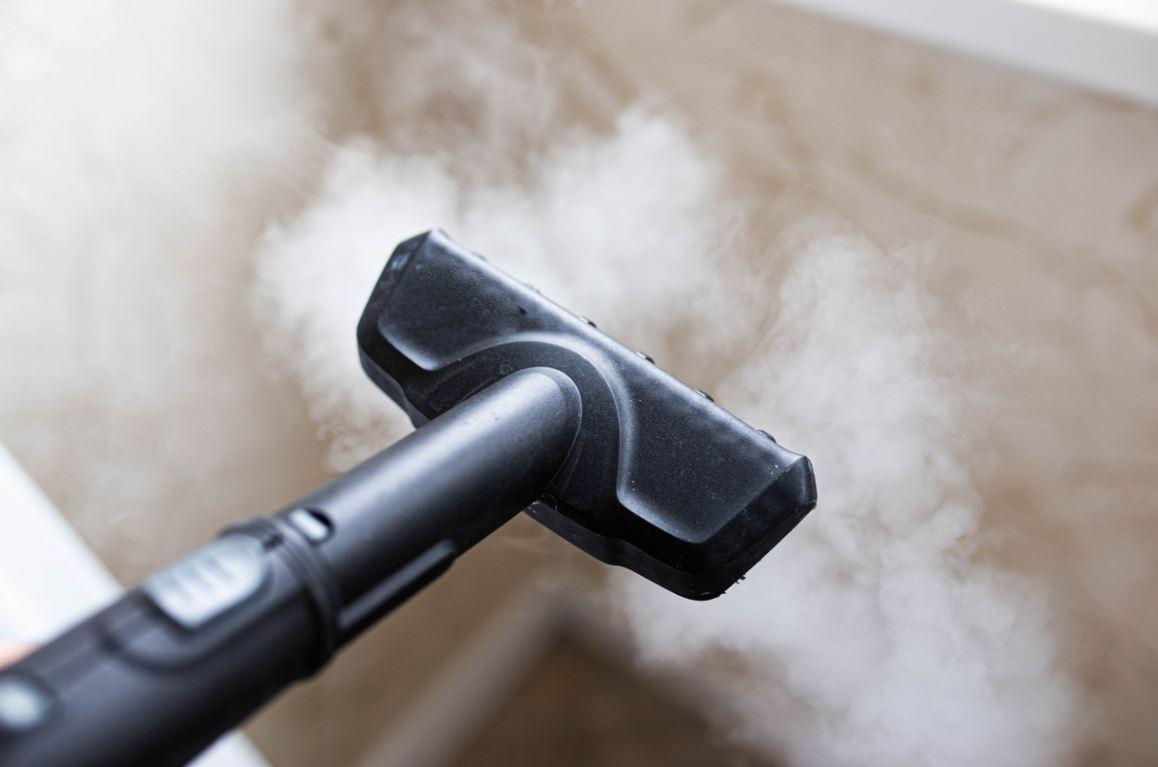 Nettoyeur Vapeur Canapé En Tissu
