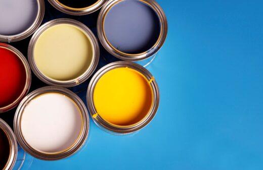 Peinture Glycero Ou Acrylique