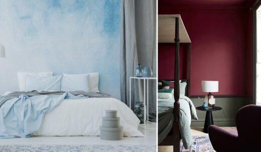 Quel Mur Peindre En Couleur Dans Une Chambre