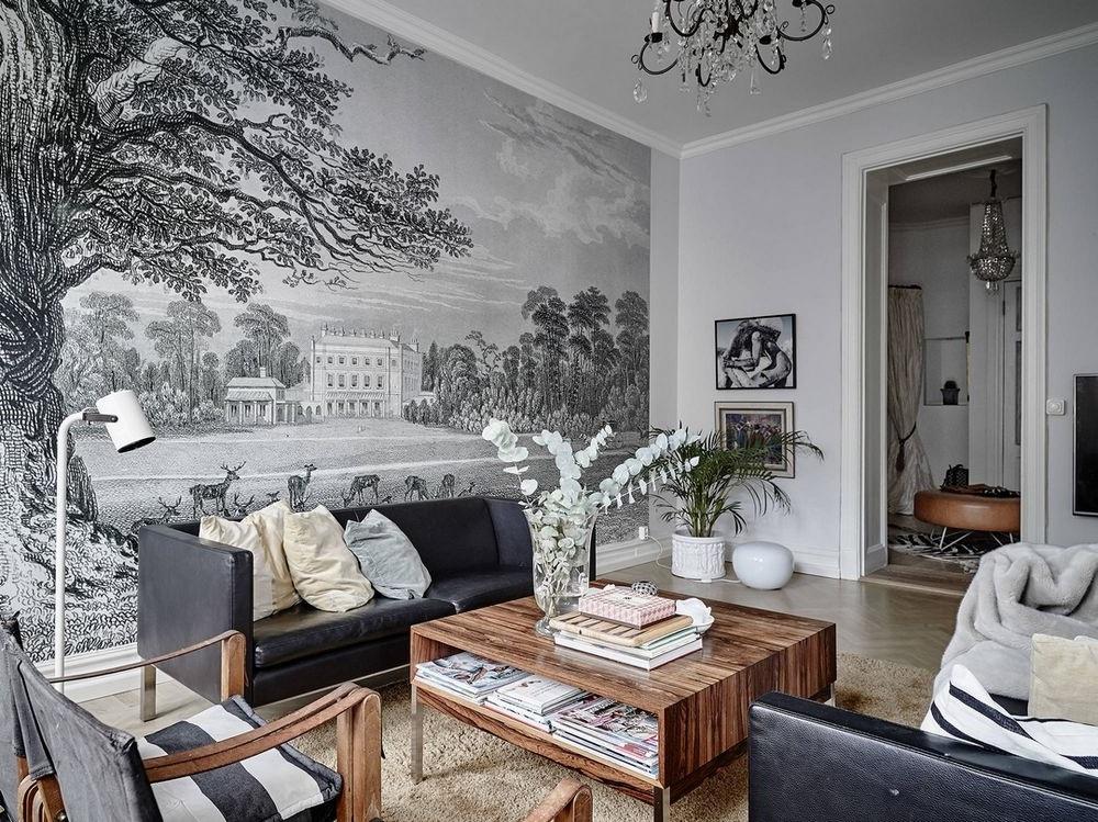 Papier Peint Panoramique Classique