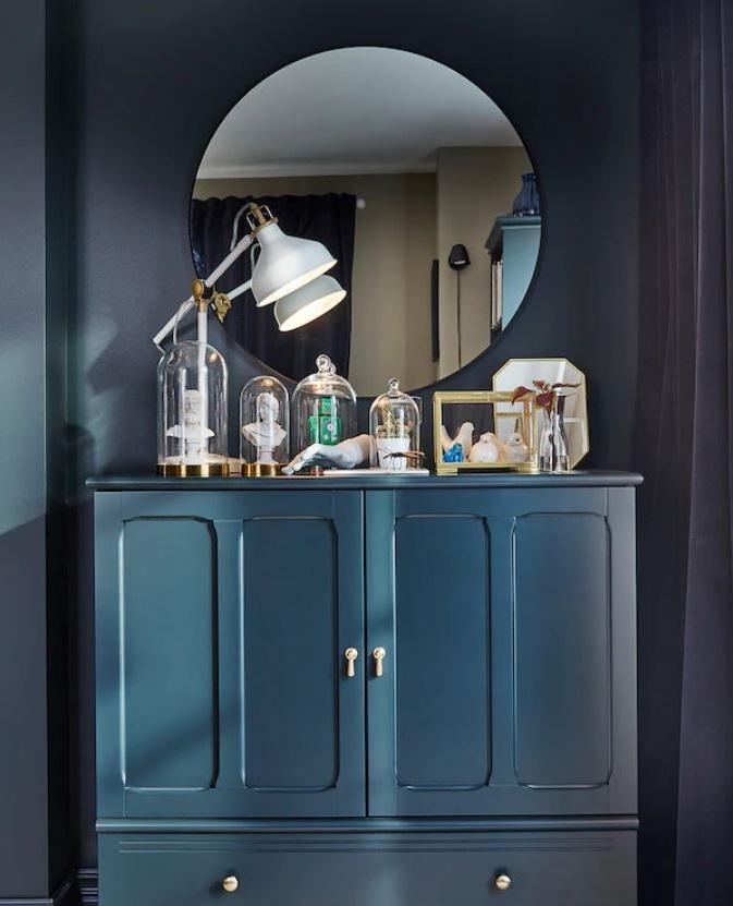 Miroir Rond Xl