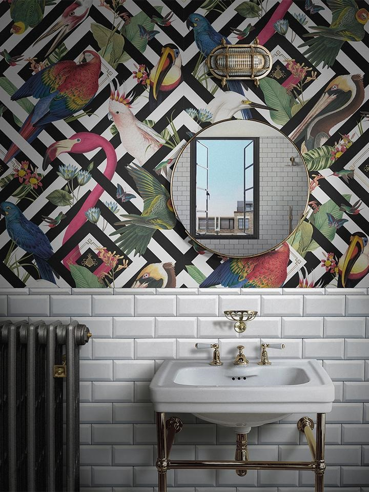 Geo Aviary Esprit Pop Art