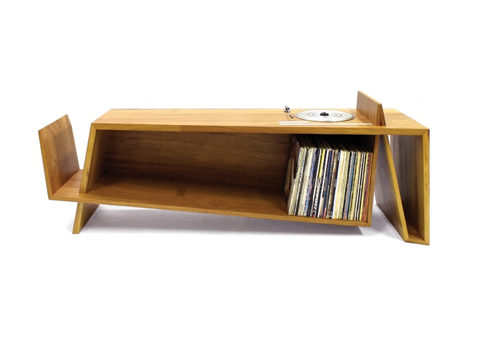 Folded Record Bureau