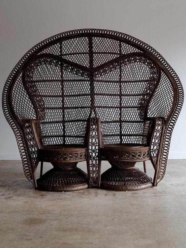 fauteuil Emmanuelle Double