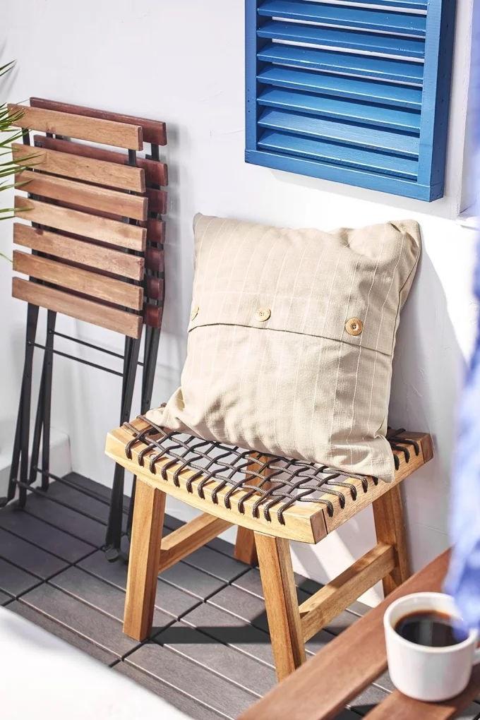Mobilier Pliable Pour Le Balcon