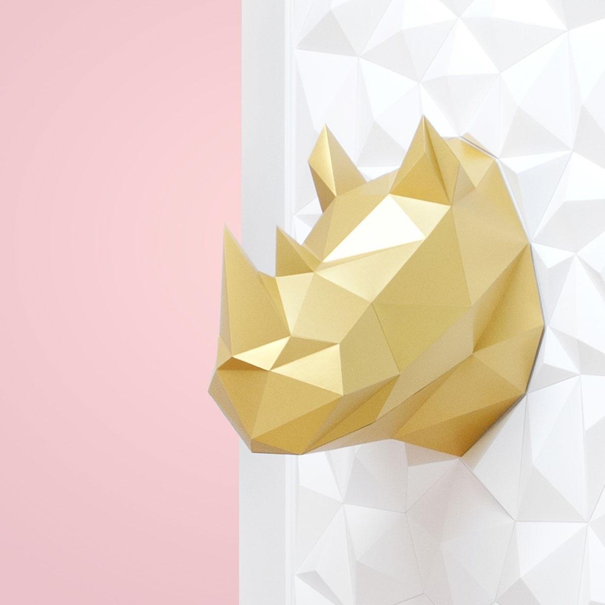 Trophee Façon Origami