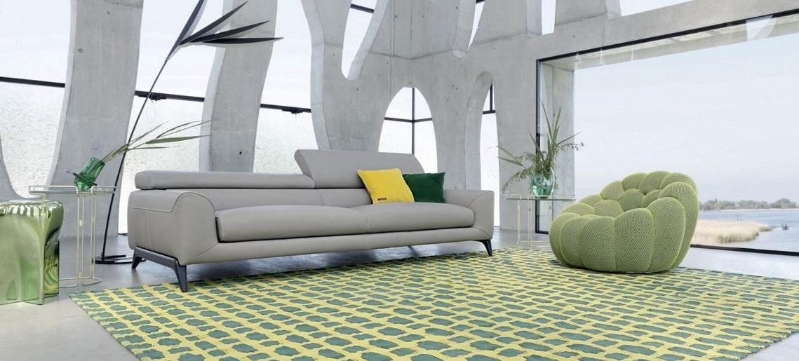 Fauteuil Bubble Pivotant Pour Un Salon Design