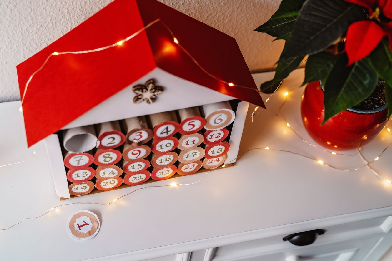 Un Calendrier Upcycle
