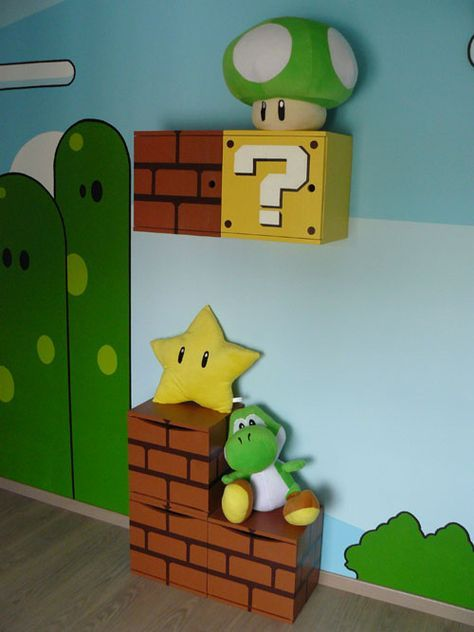 Rangements Super Mario