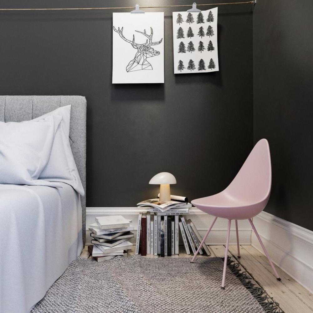 Piece Iconique Fritz Hansen Arne Jacobsen Drop Chair
